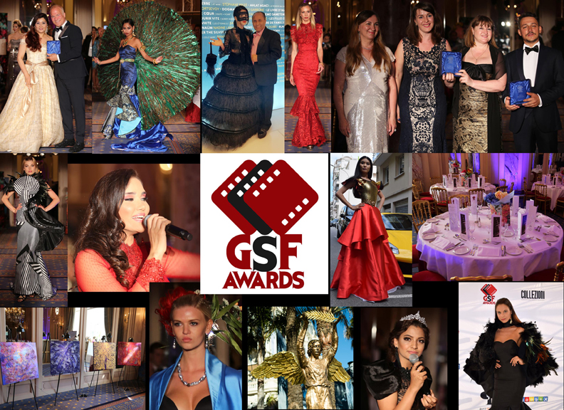 Third Annual Global Short Film Awards Gala in Cannes, France