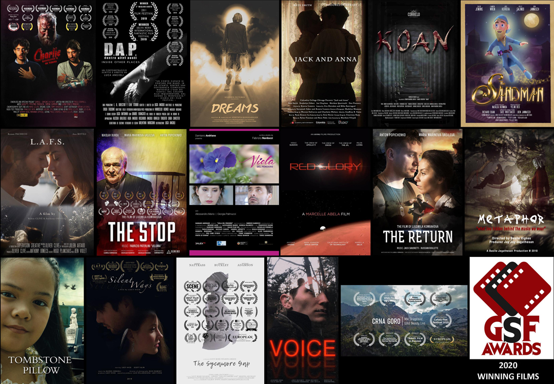 Global Short Film Awards 2020 Winners